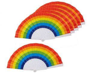 Abanicos LGBT